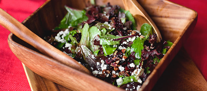 Dried Cranberry Salad