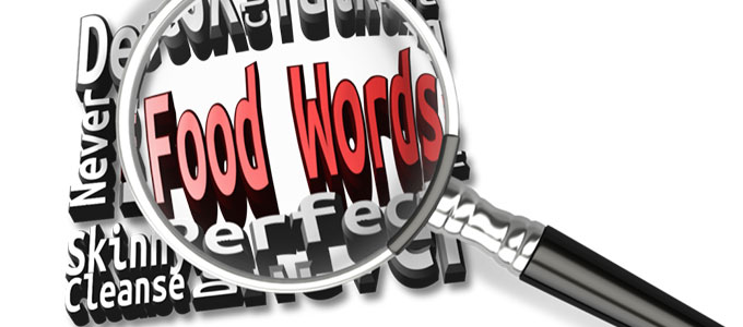 5 Words You Should Stop Using When Talking About Food